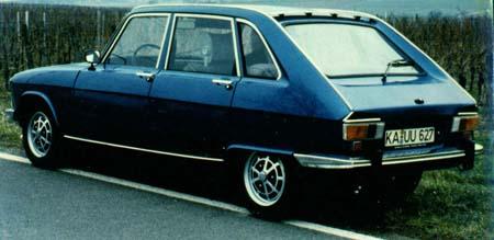 """Regin Reuschel – Grand Seigneur der """"Renault 16 – Szene"""""""