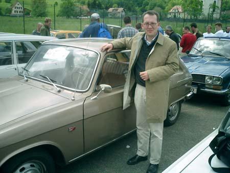 40 Jahre Renault 16 – bei der Amicale 16