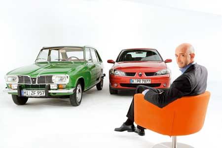 Spezial 40 Jahre Renault 16: Generationenvergleich – Renault 16 trifft Laguna