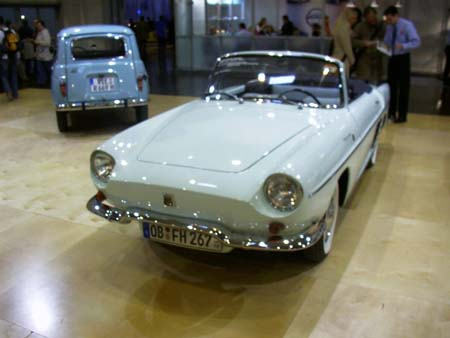 Techno Classica in Essen 2005