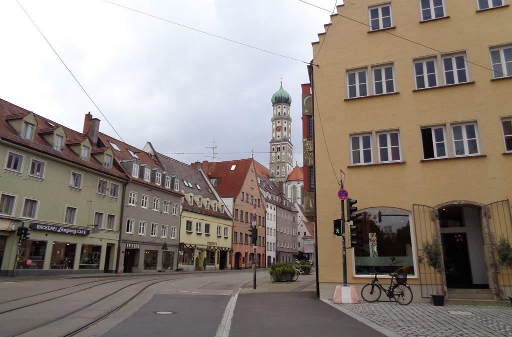 Das Jahrestreffen 2018 in Augsburg