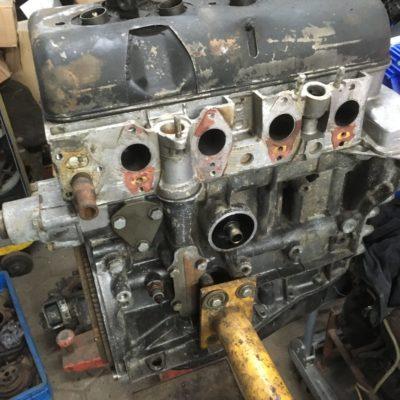 Motoren Austausch / Gebraucht