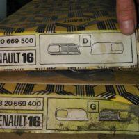Tausche neuen Kühlergrill Alu mit Verstell Schlitze (65-ca.71) gegen neuen Grill ohne Schlitze.