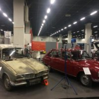 Renault 16 Urtyp Restaurationsobjekt